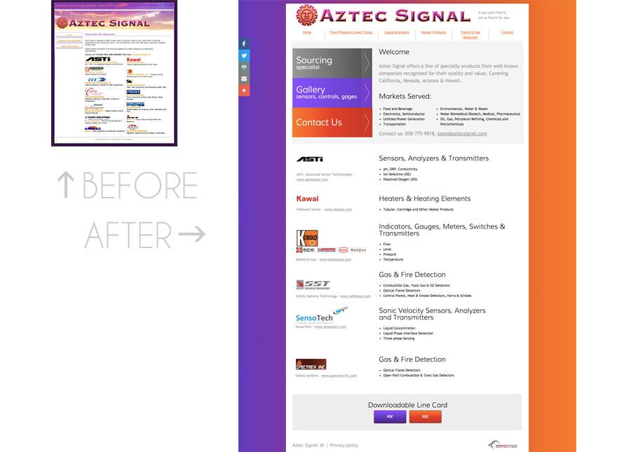 http://www.aztecsignal.com/