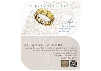 business-card-alexandra-hart