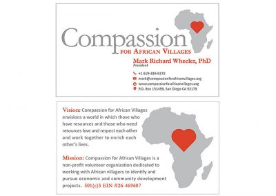 Compassion for African Villages