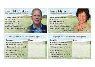 landbanking-business-cards