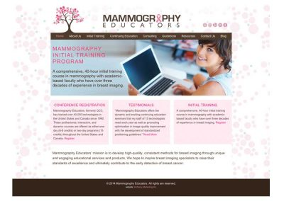 http://www.mammographyeducation.com