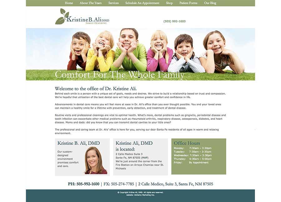 http://www.dentistinsantafe.com
