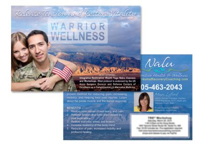 warrior-wellness-postcard