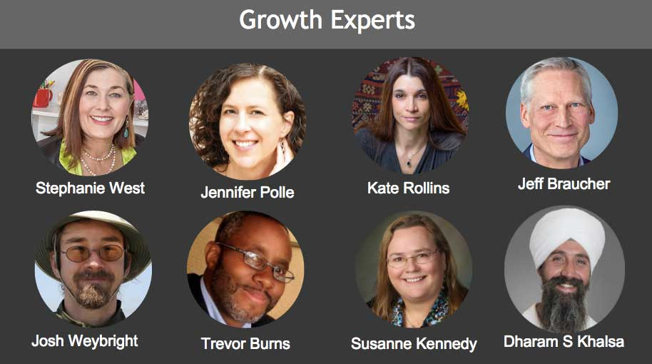 growth experts in marketing