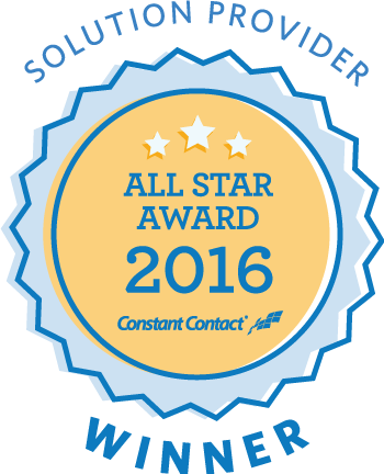 All Star Award Constant Contact 2016
