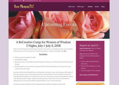 WomenWorkshopsNewMexico