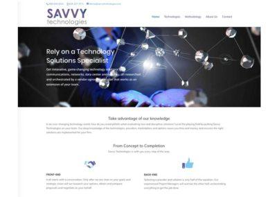 savvy-technologies